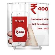 Mobile Recharge Online  Online Bill Payment  10digi Shower Curtain