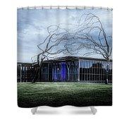Modern Art Museum Of Fort Worth Shower Curtain
