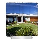 Modern Home Shower Curtain