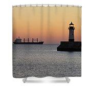 Morning Delight Shower Curtain