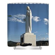 Mother Cabrini Shrine Shower Curtain
