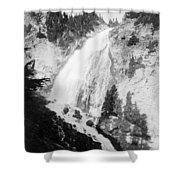 Mount Rainier National Park Shower Curtain