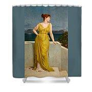Mrs Kettlewell Shower Curtain