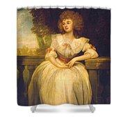 Mrs Mark Currie Shower Curtain