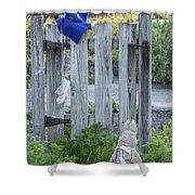 Msu Spring 9 Shower Curtain