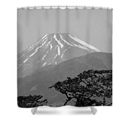 Mt. Fuji Shower Curtain