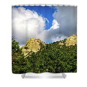 Mt. Lemmon Shower Curtain