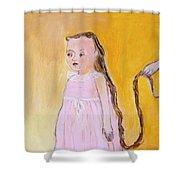 My Beautiful Long Hair Shower Curtain