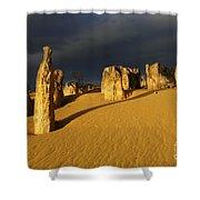 Nambung Desert Australia 1 Shower Curtain