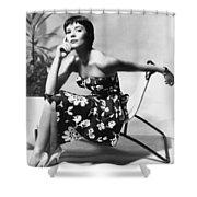 Natalie Wood Shower Curtain