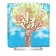 Naturely Shower Curtain