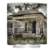 New Orleans House No. 7 Shower Curtain