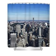 New York Shower Curtain