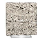 Newsprint, Sem Shower Curtain