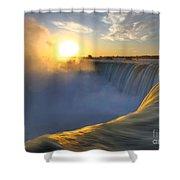 Niagara Falls Shower Curtain