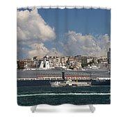 Nieuw Amsterdam Shower Curtain