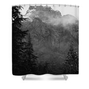 Noble Baring Shower Curtain