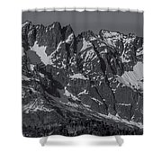 North Cascades Shower Curtain
