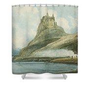Northumberland  Shower Curtain