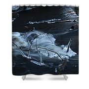 November Creek 1 Shower Curtain