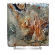 Nude 450101 Shower Curtain