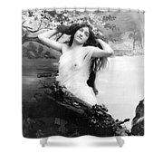 Nude Model, 1903 Shower Curtain