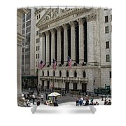 Nyse Shower Curtain