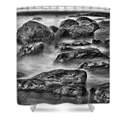Ocean Break Shower Curtain