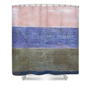 Ocean Series Xii Shower Curtain