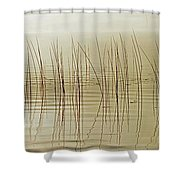 On Golden Pond Shower Curtain