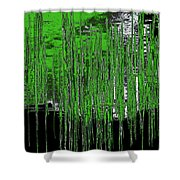 On The Way To Tractor Supply 3 16 Shower Curtain