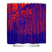 On The Way To Tractor Supply 3 24 Shower Curtain