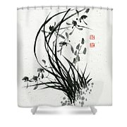 Orchid - 31 Shower Curtain