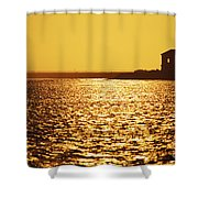 Oregon, Bandon Shower Curtain