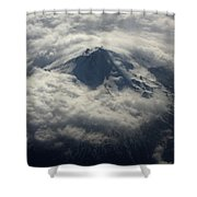 Oregon Mountain Shower Curtain
