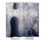 Oriental House Shower Curtain