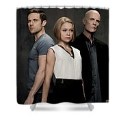 Orphan Black Shower Curtain