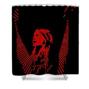Ozzy Osbourne Shower Curtain