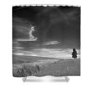 Palouse Farms Shower Curtain
