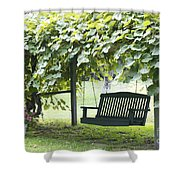 Pammys Swing Shower Curtain