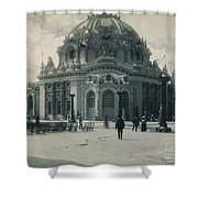 Pan-american Expo, 1901 Shower Curtain