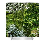 Park Shower Curtain