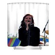 Pat Benatar Shower Curtain