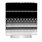 Pattern 185 Shower Curtain