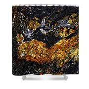 Patterns In Stone - 218 Shower Curtain