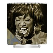 Patti Labelle Collection Shower Curtain