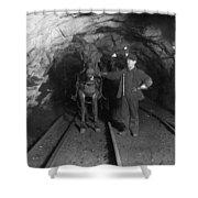 Pennsylvania: Coal Mine Shower Curtain