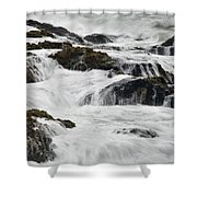 Pescadero Sb 8540 Shower Curtain