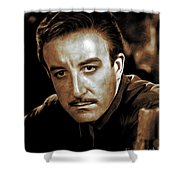 Peter Sellers, Actor Shower Curtain