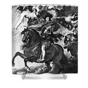 Philip Iv (1605-1665) Shower Curtain